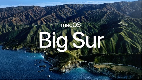 big sur macbook
